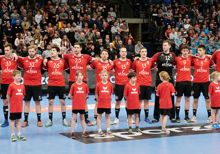 EHF stelt interlands Red Wolves uit