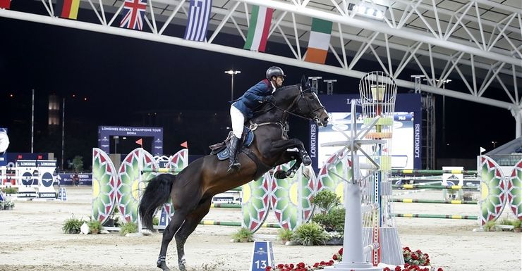 LGCT: H&M Chilli Willi schittert in Doha